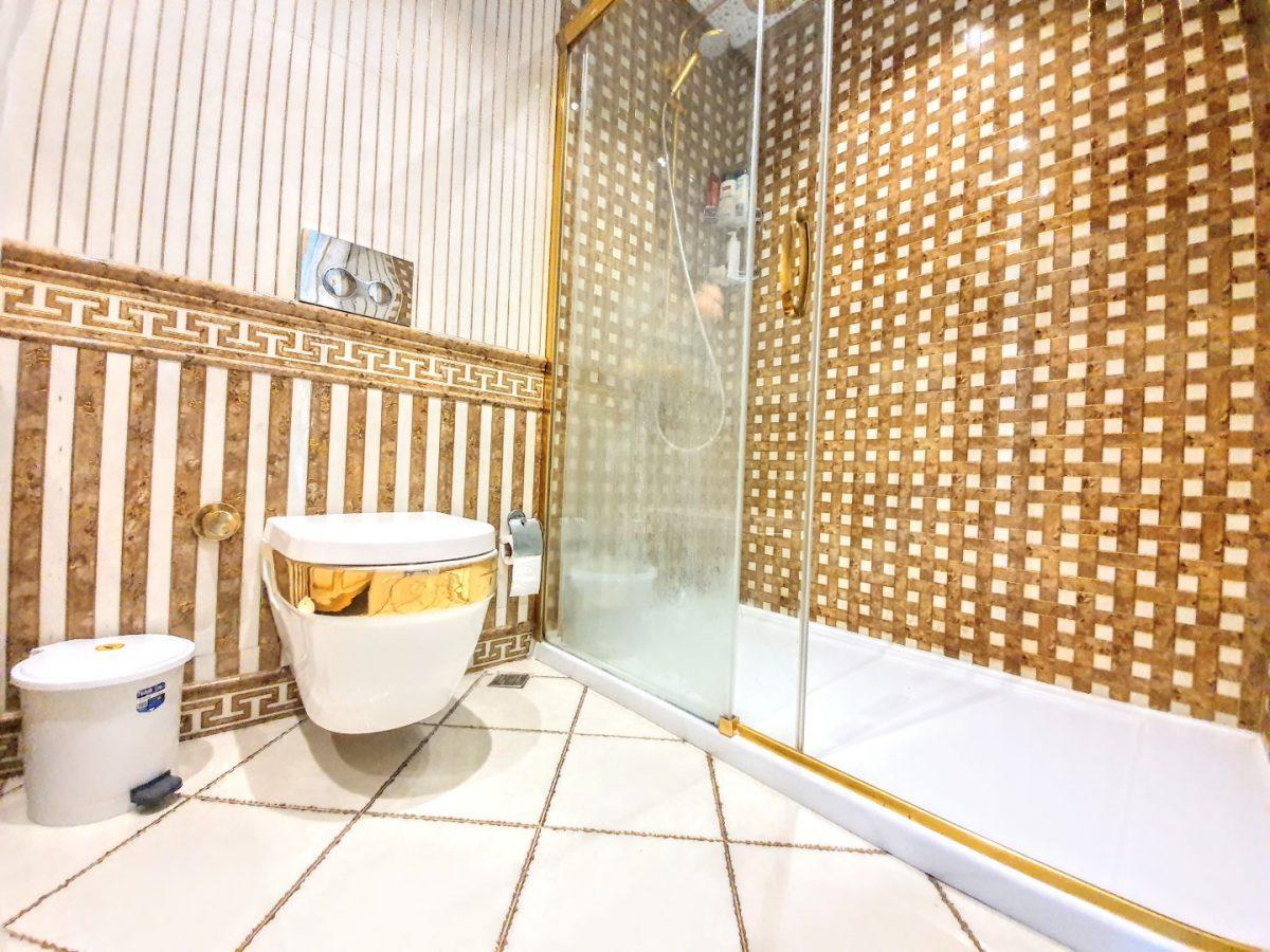 Дуплекс 3+1 в комплексе люкс в Махмутларе - Фото 15