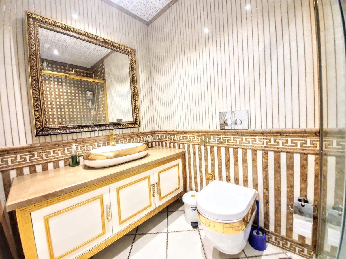 Дуплекс 3+1 в комплексе люкс в Махмутларе - Фото 16