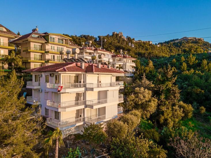 Двухкомнатная квартира с видом на пляж Клеопатра - Фото 5