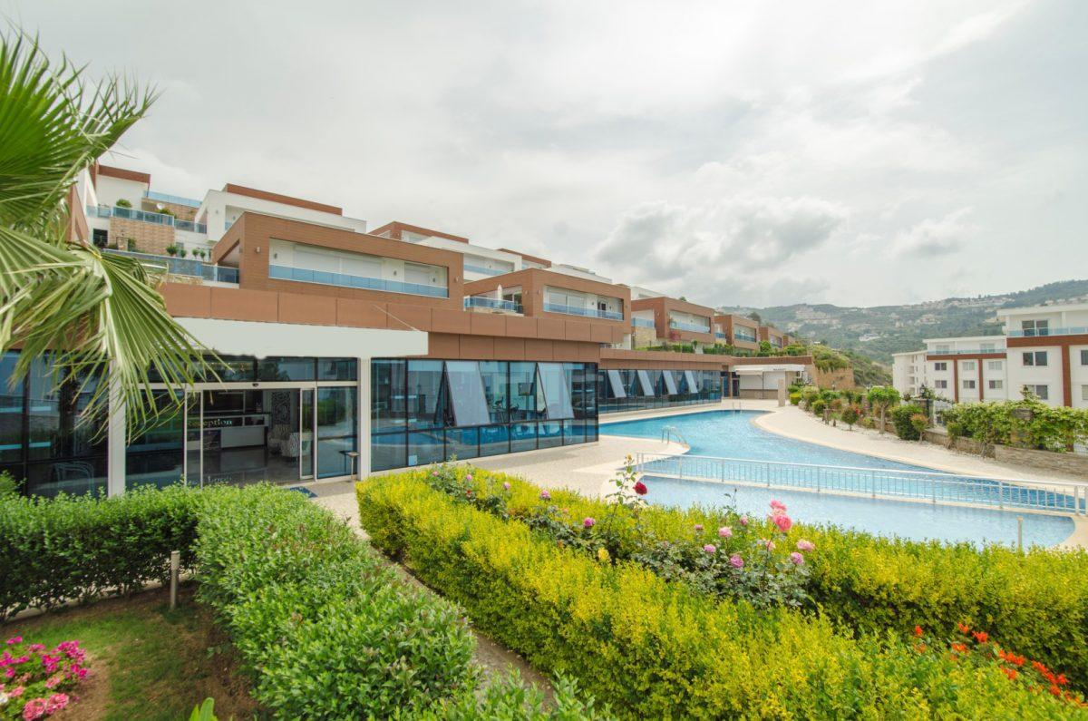 Многофункциональный комплекс апартаментов и вилл класса люкс в районе Каргыджак  - Фото 9