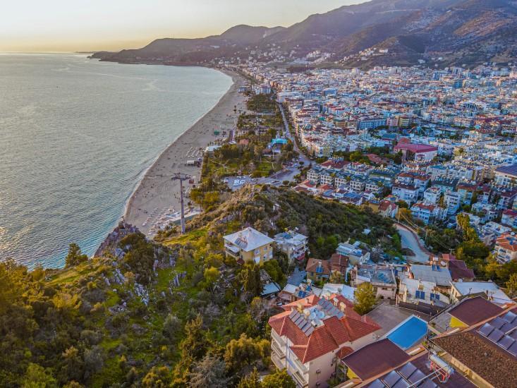 Двухкомнатная квартира с видом на пляж Клеопатра - Фото 4