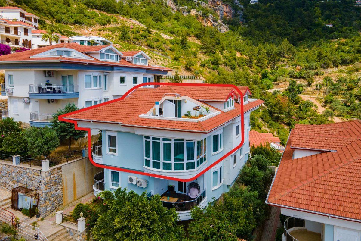 Квартира 3+1 с мансардой и видом на море - Фото 22