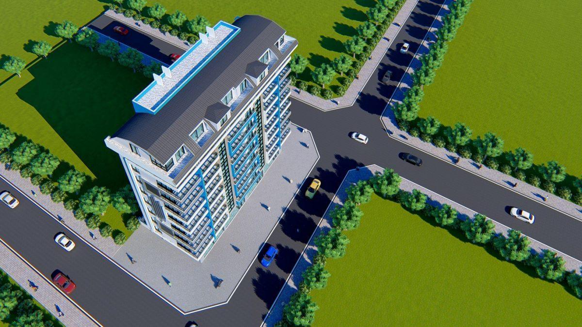 Инвестиционный проект в самом популярном районе Махмутлар - Фото 10