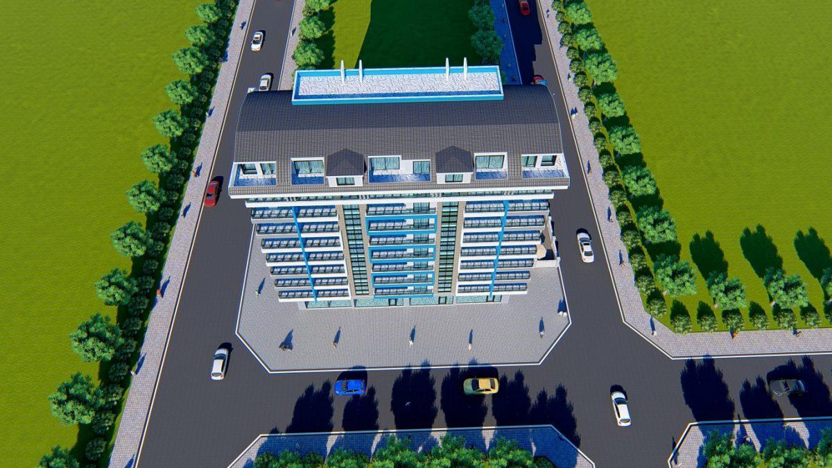 Инвестиционный проект в самом популярном районе Махмутлар - Фото 11