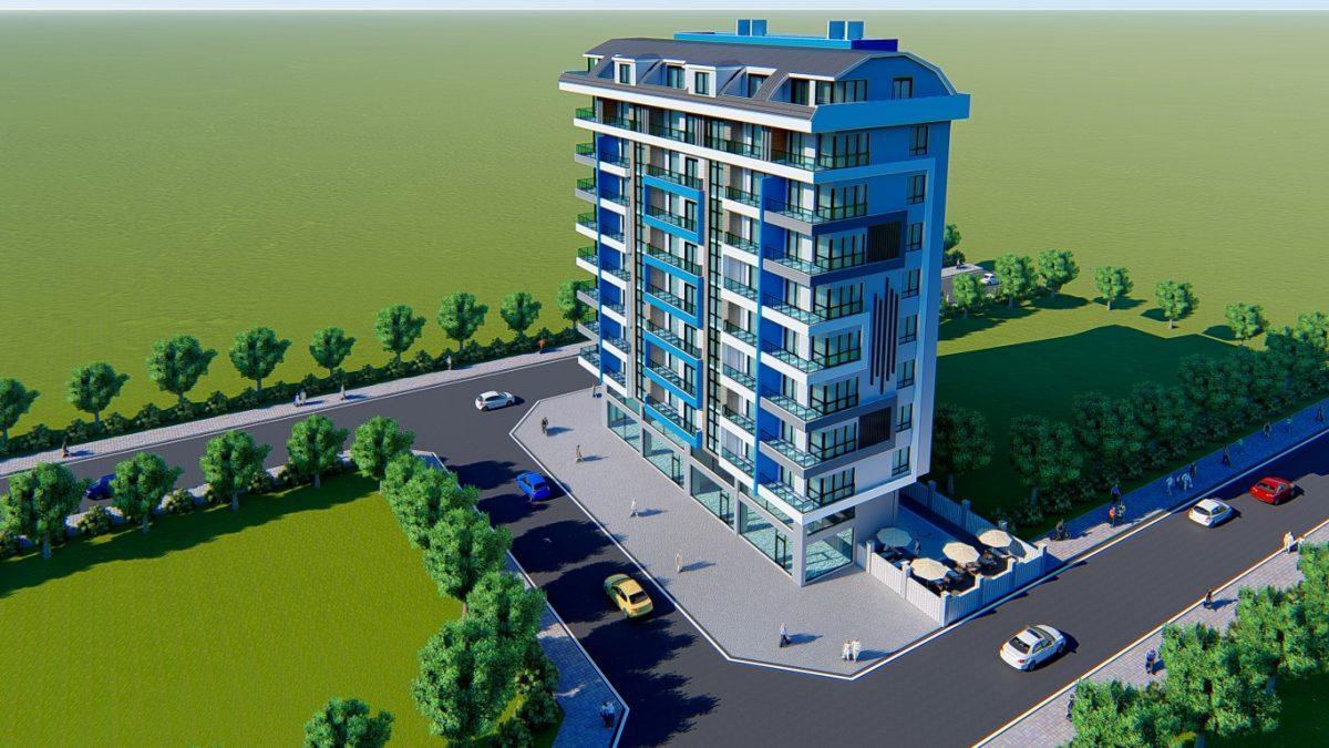 Инвестиционный проект в самом популярном районе Махмутлар - Фото 12