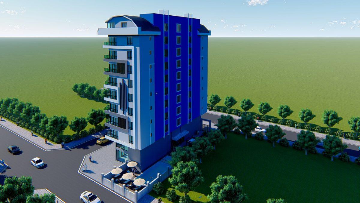 Инвестиционный проект в самом популярном районе Махмутлар - Фото 13