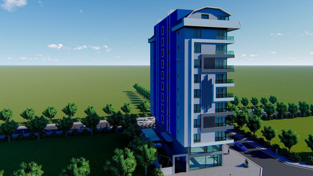 Инвестиционный проект в самом популярном районе Махмутлар - Фото 14