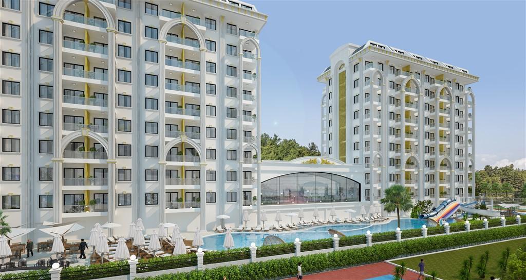 Новый жилой комплекс в районе Авсалар - Фото 3