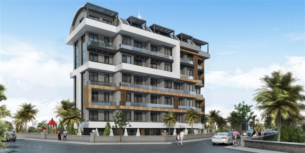 Строительство нового жилого комплекса в экологически чистом районе Авсаллар - Фото 2