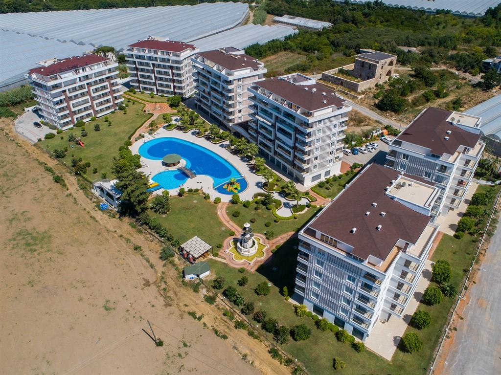 Новый комплекс расположен в уютном районе Демирташ - Фото 3