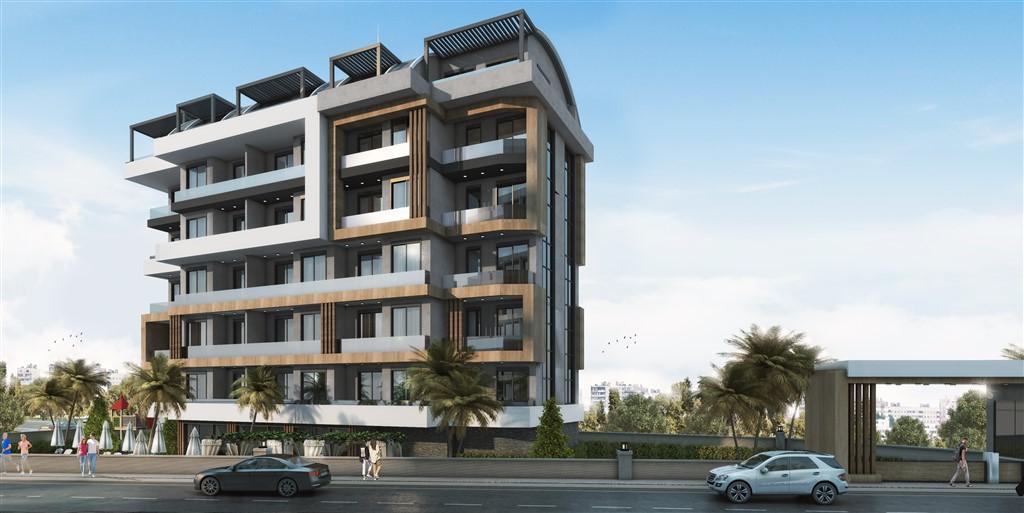 Строительство нового жилого комплекса в экологически чистом районе Авсаллар - Фото 3