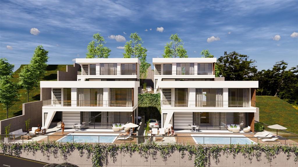 Новый комплекс из 4-х отдельных вилл с личным бассейном и садом - Фото 2