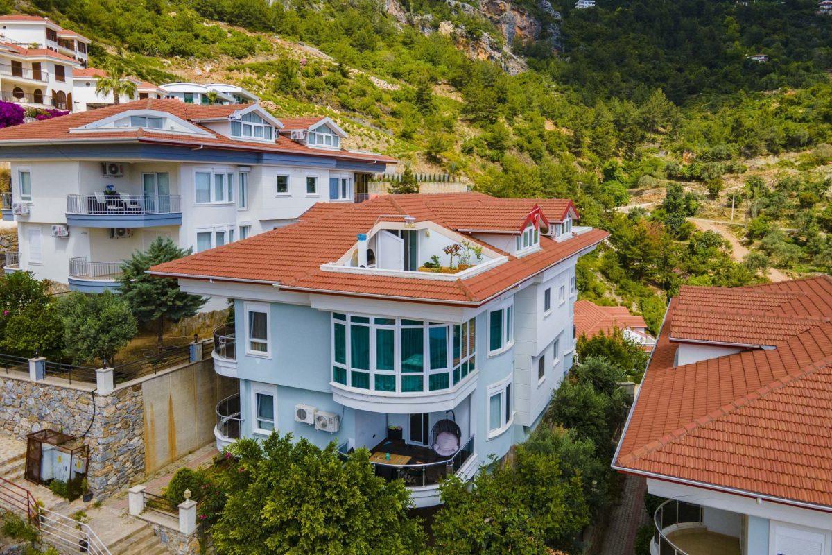 Квартира 3+1 с мансардой и видом на море - Фото 1
