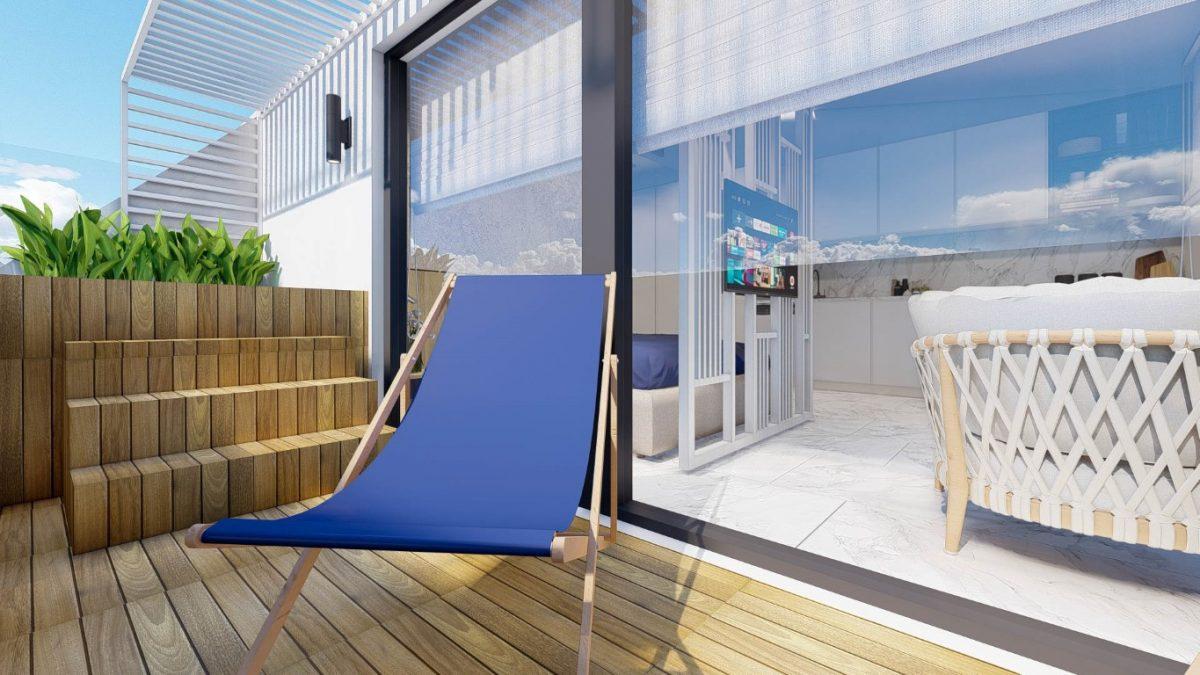 Новый стильный комплекс в Центре Алании  - Фото 8