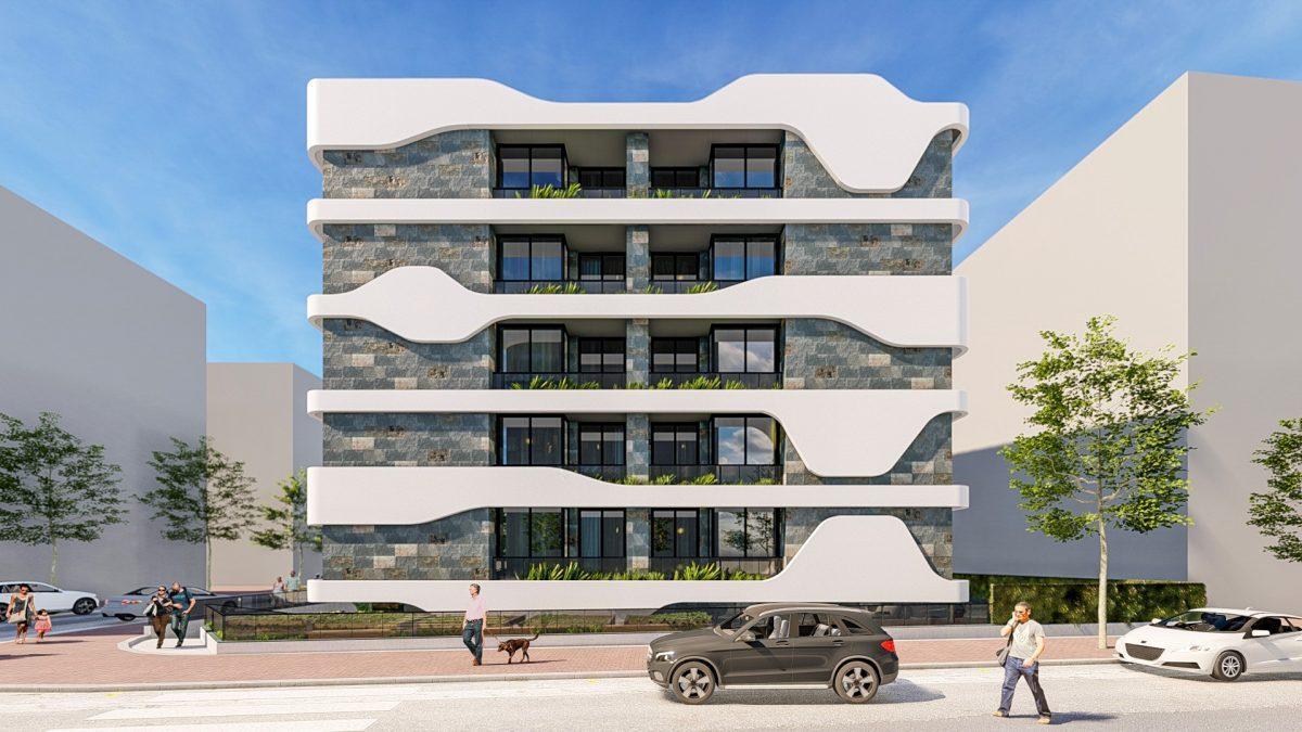 Новый стильный комплекс в Центре Алании  - Фото 4