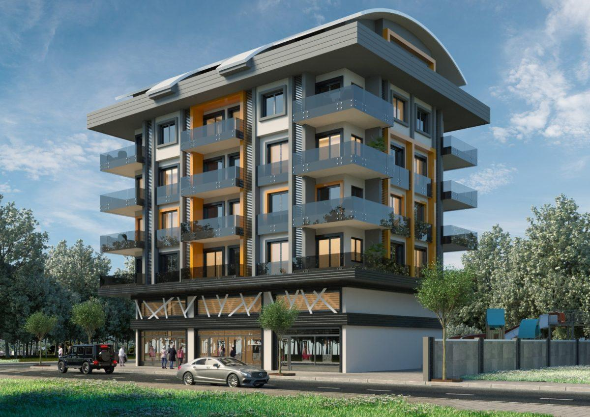Современный жилой комплекс в 230 метрах от моря - Фото 1