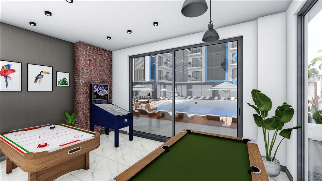 Cтроительство нового жилого комплекса в районе Оба - Фото 22