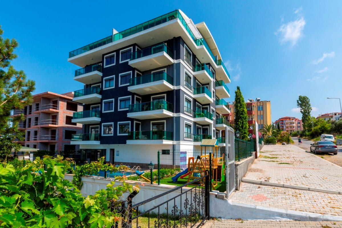 Уютный комплекс с хорошей инфраструктурой в районе Авсаллар - Фото 1