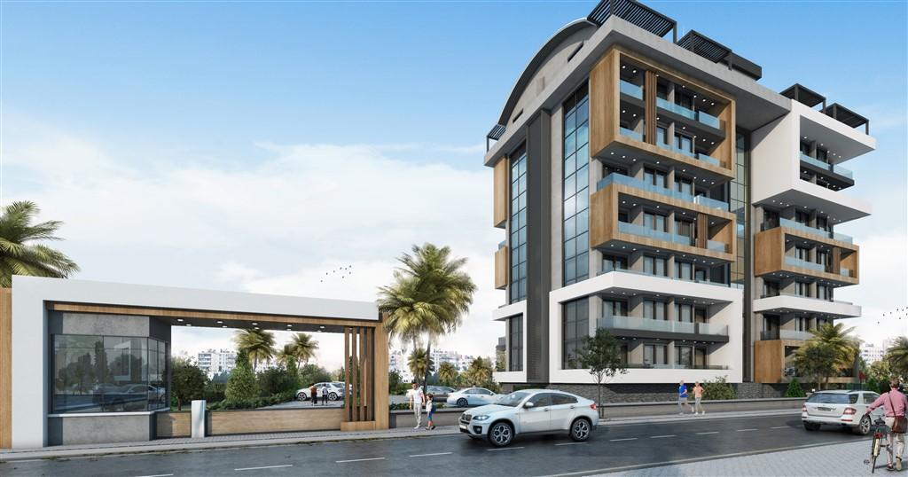 Строительство нового жилого комплекса в экологически чистом районе Авсаллар - Фото 4