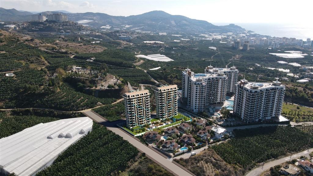 Строительство нового жилого комплекса в популярном районе Махмутлар - Фото 4