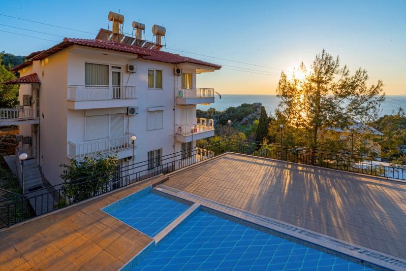 Двухкомнатная квартира с видом на пляж Клеопатра - Фото 8