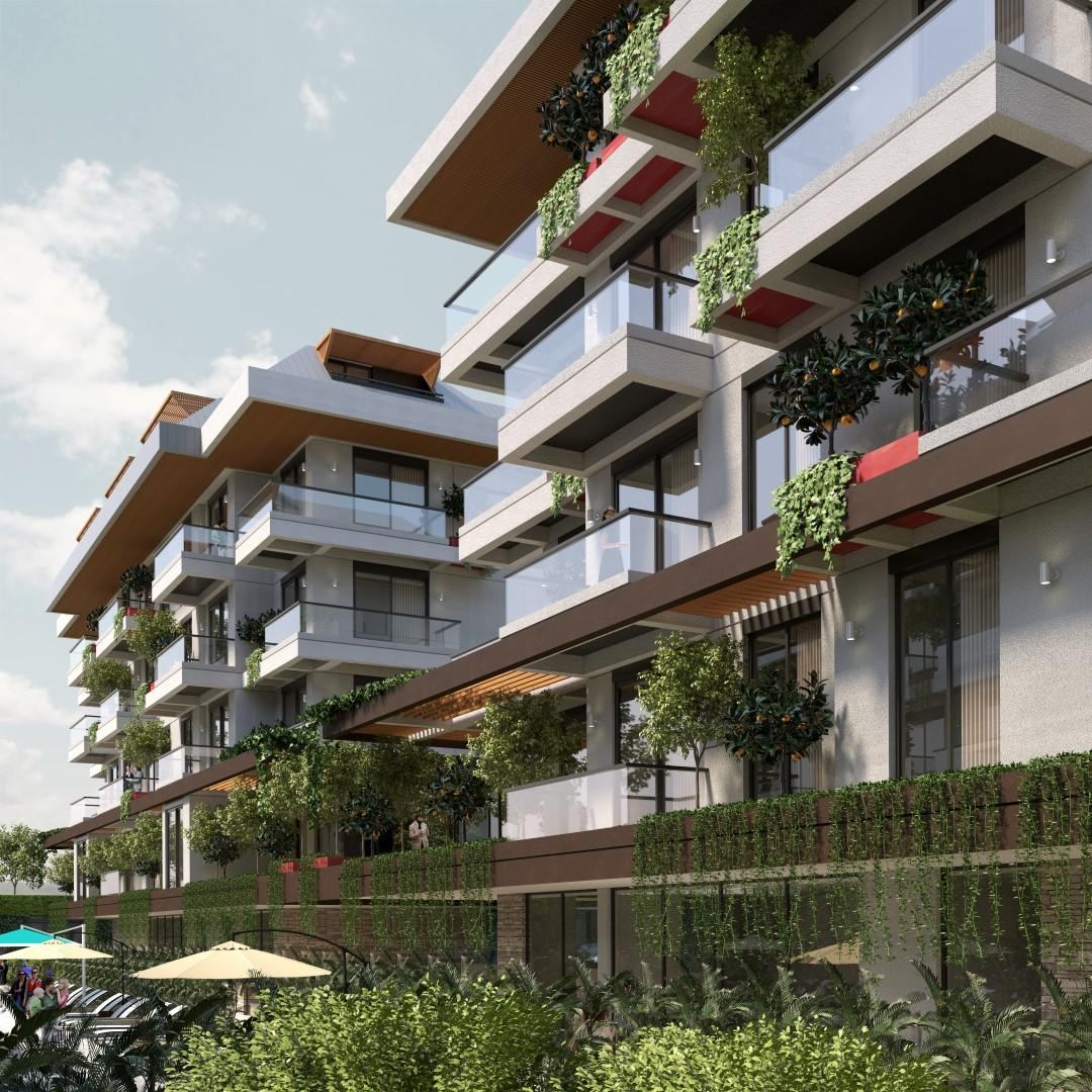 Новый комплекс в европейском районе Оба - Фото 5