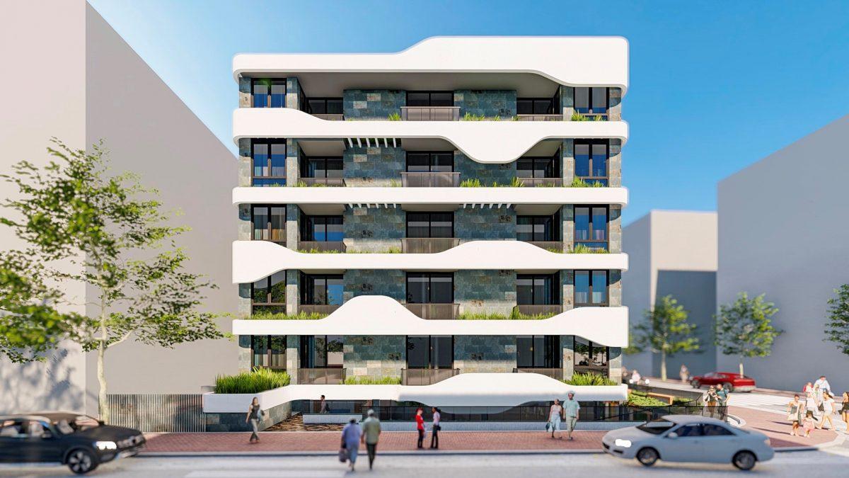 Новый стильный комплекс в Центре Алании  - Фото 5