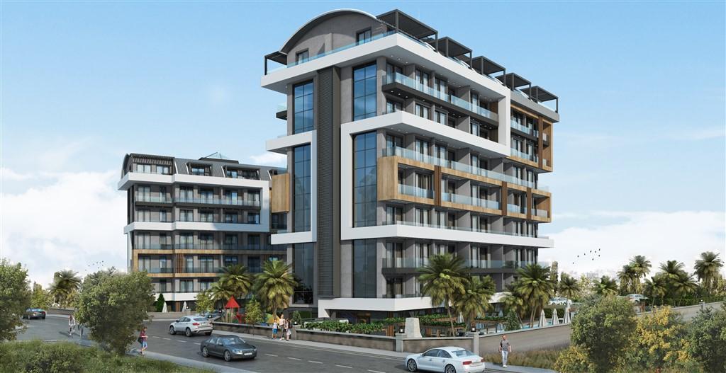 Строительство нового жилого комплекса в экологически чистом районе Авсаллар - Фото 5