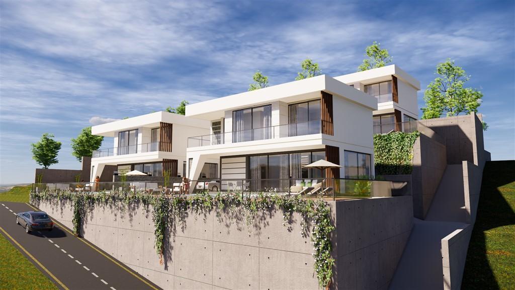 Новый комплекс из 4-х отдельных вилл с личным бассейном и садом - Фото 4