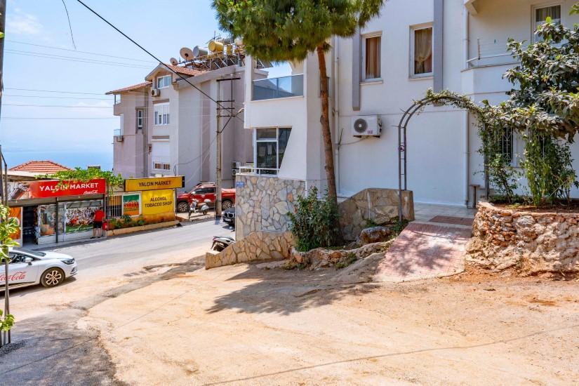 Четырехкомнатная квартира в историческом центре Алании - Фото 7
