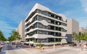 Новый стильный комплекс в Центре Алании