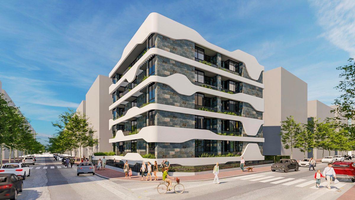 Новый стильный комплекс в Центре Алании  - Фото 6