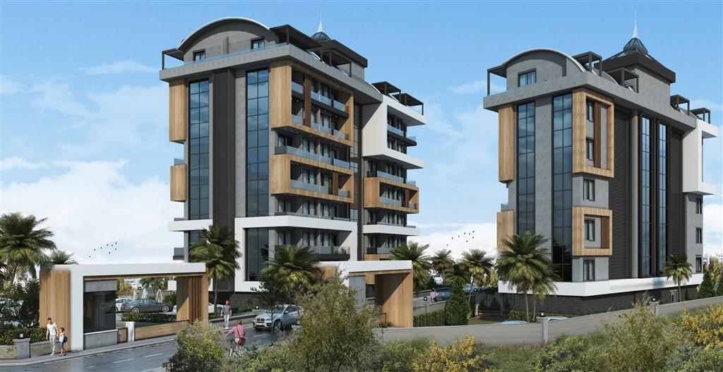 Строительство нового жилого комплекса в экологически чистом районе Авсаллар - Фото 6