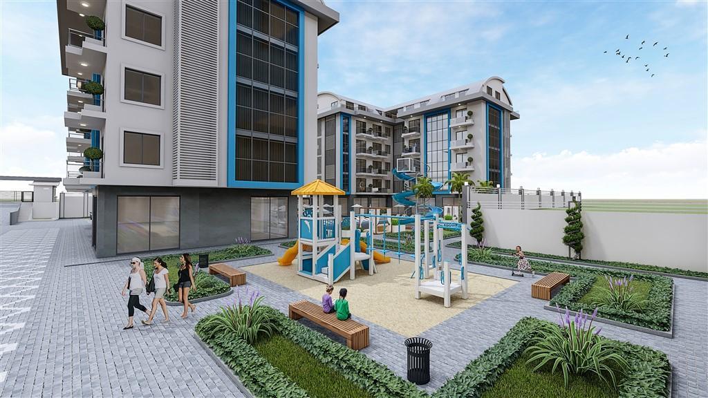 Cтроительство нового жилого комплекса в районе Оба - Фото 5