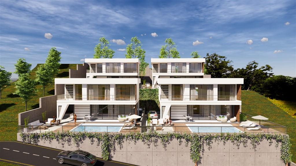 Новый комплекс из 4-х отдельных вилл с личным бассейном и садом - Фото 5