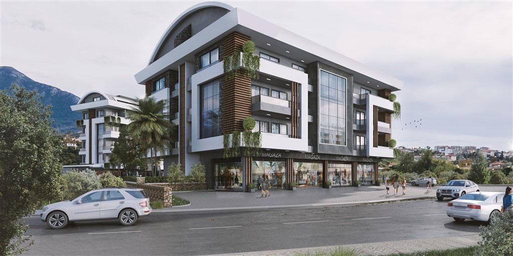 Новый жилой комплекс в окружении  апельсиновых деревьев  - Фото 6