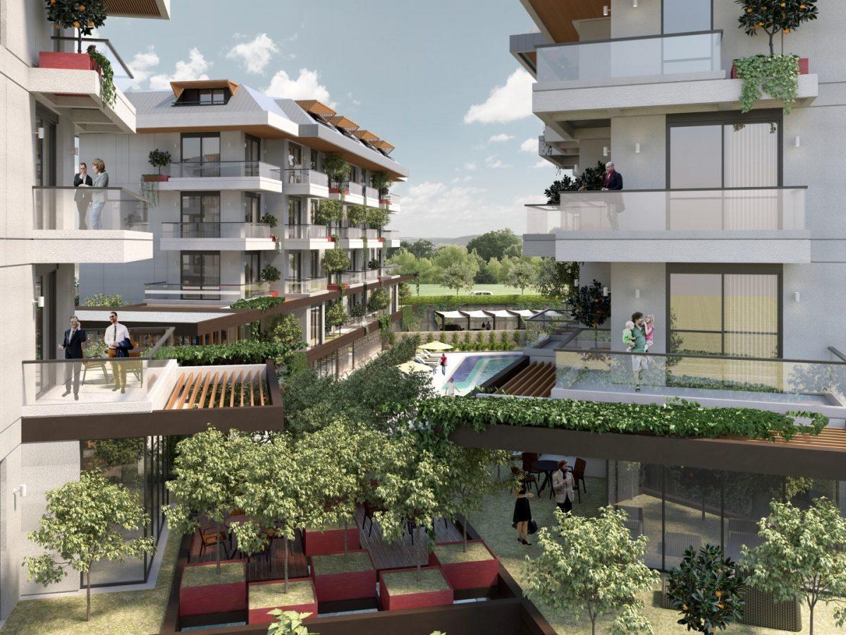 Новый комплекс в европейском районе Оба - Фото 7