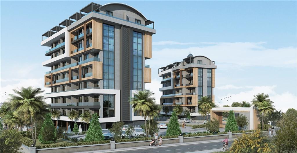Строительство нового жилого комплекса в экологически чистом районе Авсаллар - Фото 7