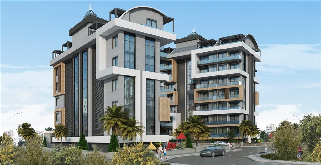 Строительство нового жилого комплекса в экологически чистом районе Авсаллар - Фото 8