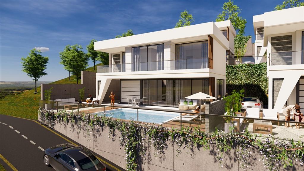 Новый комплекс из 4-х отдельных вилл с личным бассейном и садом - Фото 7
