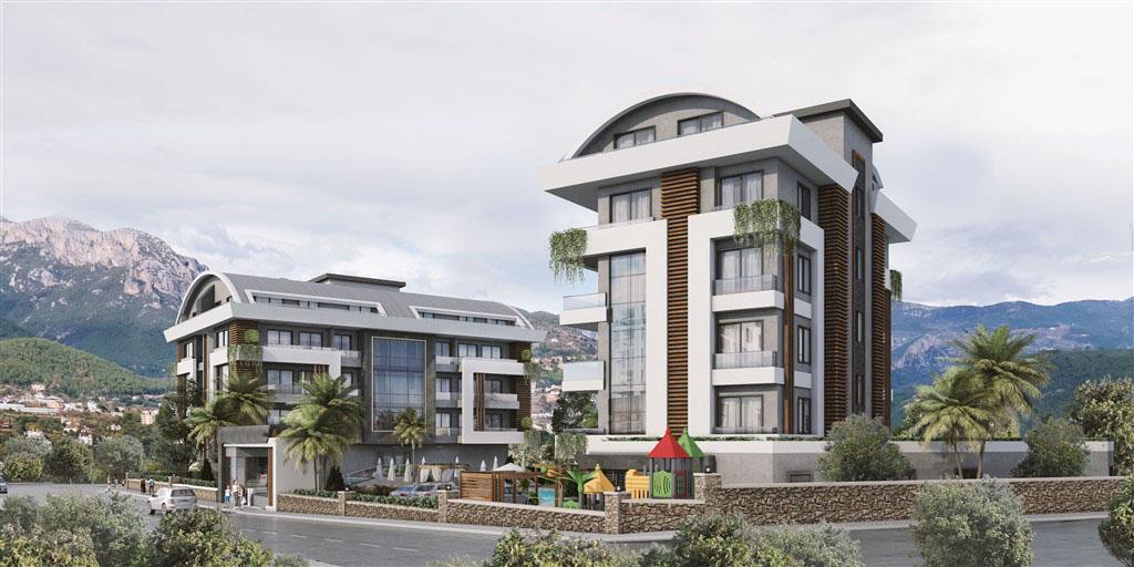 Новый жилой комплекс в окружении  апельсиновых деревьев  - Фото 4