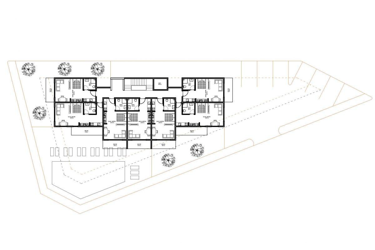 Строительство нового жилого комплекса в экологически чистом районе Авсаллар - Фото 28