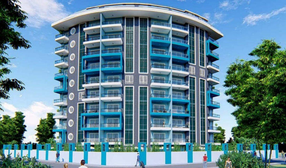 Новый инвестиционный проект в современном курортном районе Махмутлар - Фото 10
