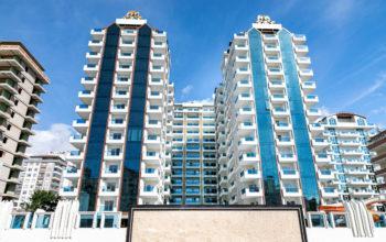 Просторные апартаменты в комплексе премиум класса