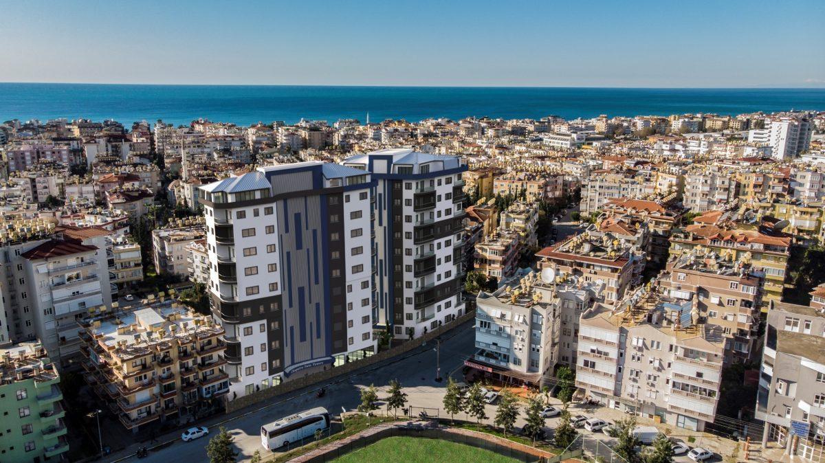 Современный жилой комплекс рядом с пляжем Клеопатра - Фото 1