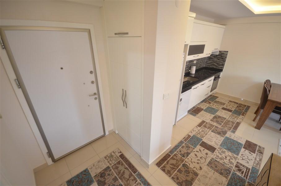 Просторная меблированная квартира 1+1 в Махмутларе в 250 метрах от моря - Фото 9