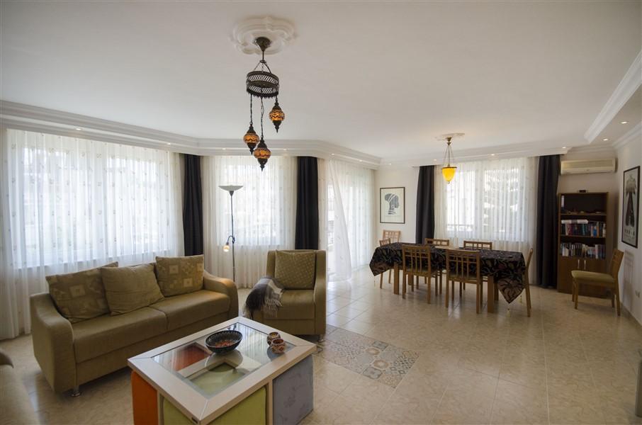 Меблированная квартира 3+1 в центре Алании - Фото 16