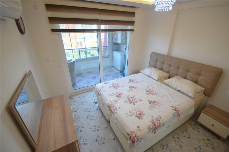 Просторная меблированная квартира 1+1 в Махмутларе в 250 метрах от моря - Фото 8