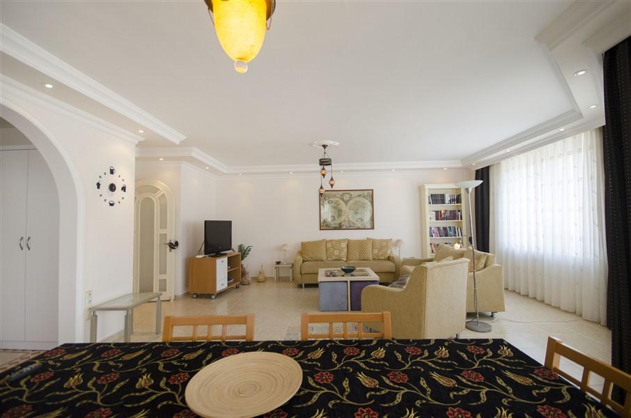 Меблированная квартира 3+1 в центре Алании - Фото 17