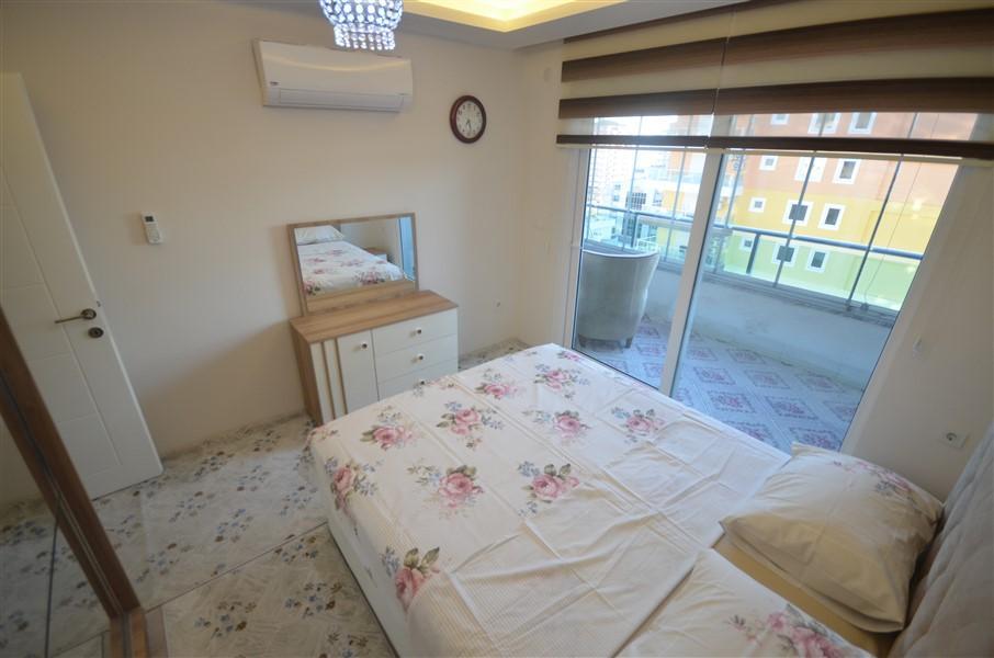 Просторная меблированная квартира 1+1 в Махмутларе в 250 метрах от моря - Фото 7